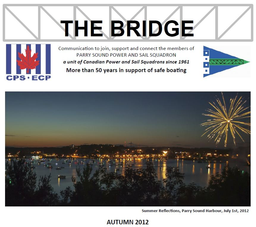 The Bridge - Autumn 2012