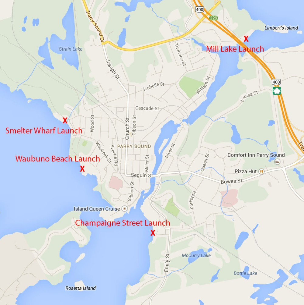 Parry Sound_Map_Labeled_2014-05-21