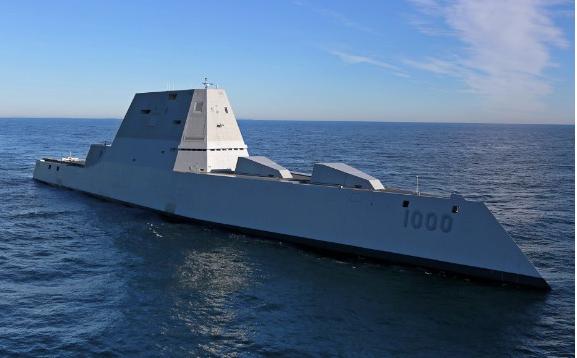PSPS Zumwalt Class Destroyer